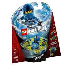 LEGO Ninjago - Spinjitzu Jay