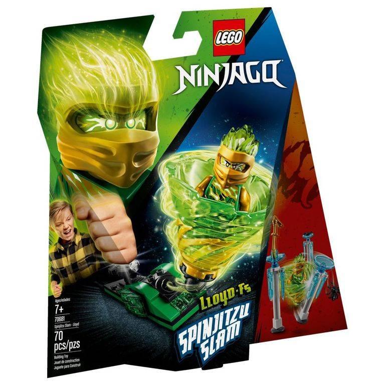 LEGO Ninjago - Spinjitzu: Lloyd