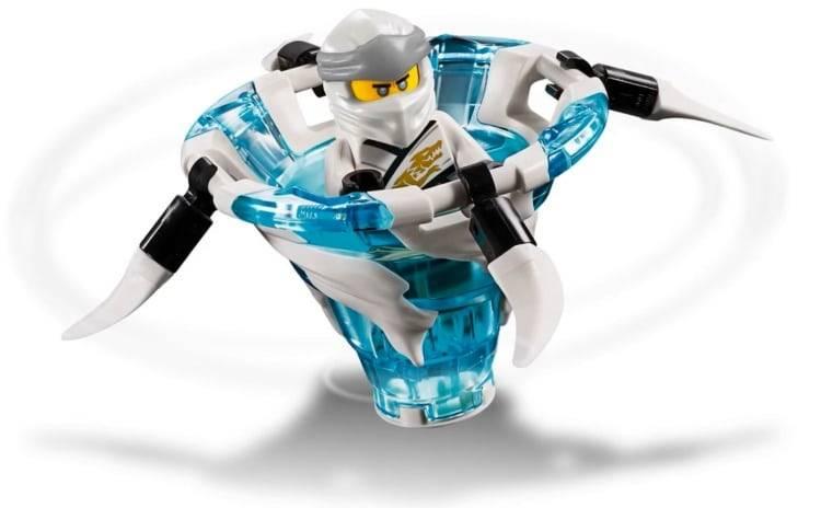 LEGO Ninjago - Spinjitzu Zane