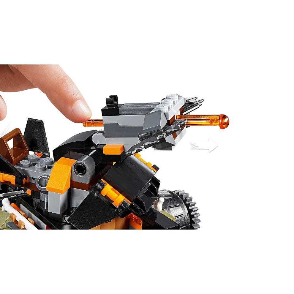 LEGO Ninjago - Tanque Diesel 70654