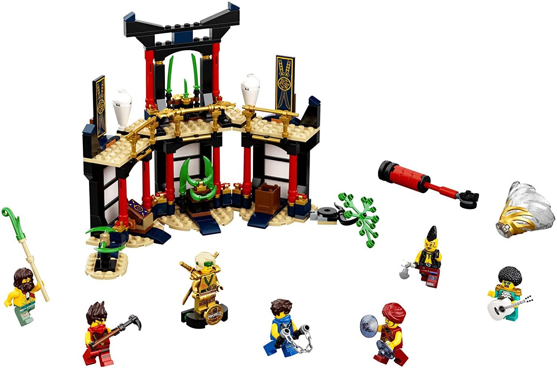LEGO Ninjago - Torneio de Elementos - 71735