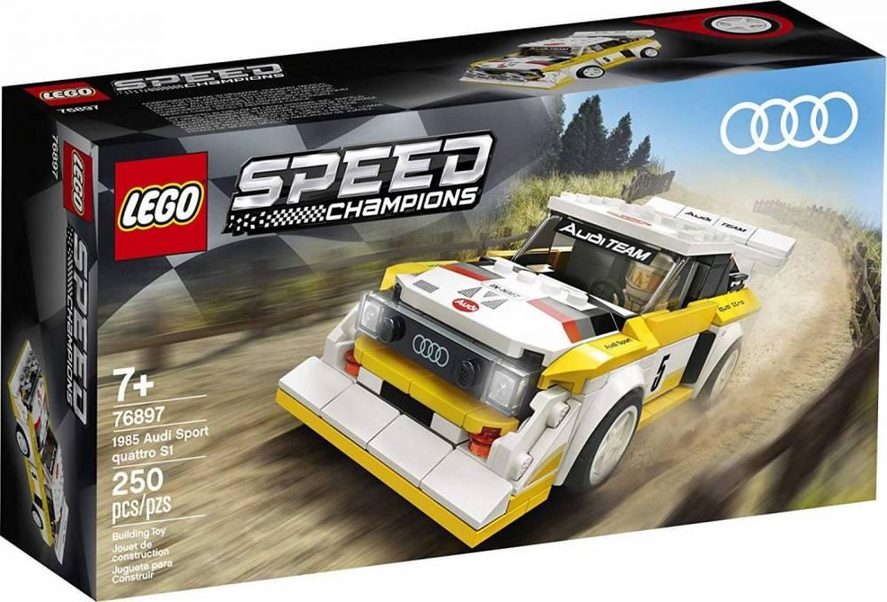 LEGO Speed Champions - 1985 Audi Sport quattro S1