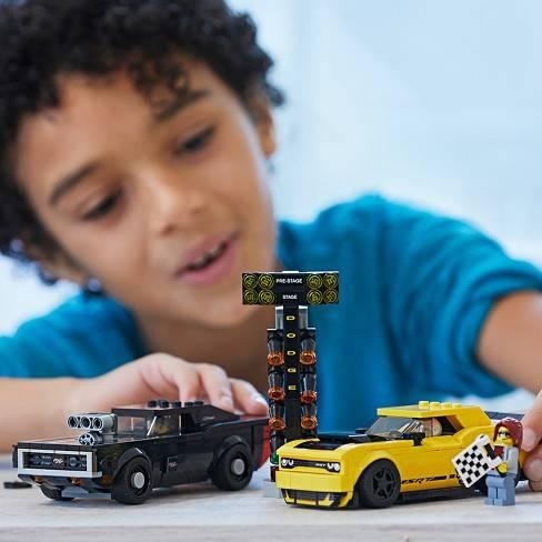 LEGO Speed Champions - Dodge SRT Demon 2018 e Dodge 1970 Charger