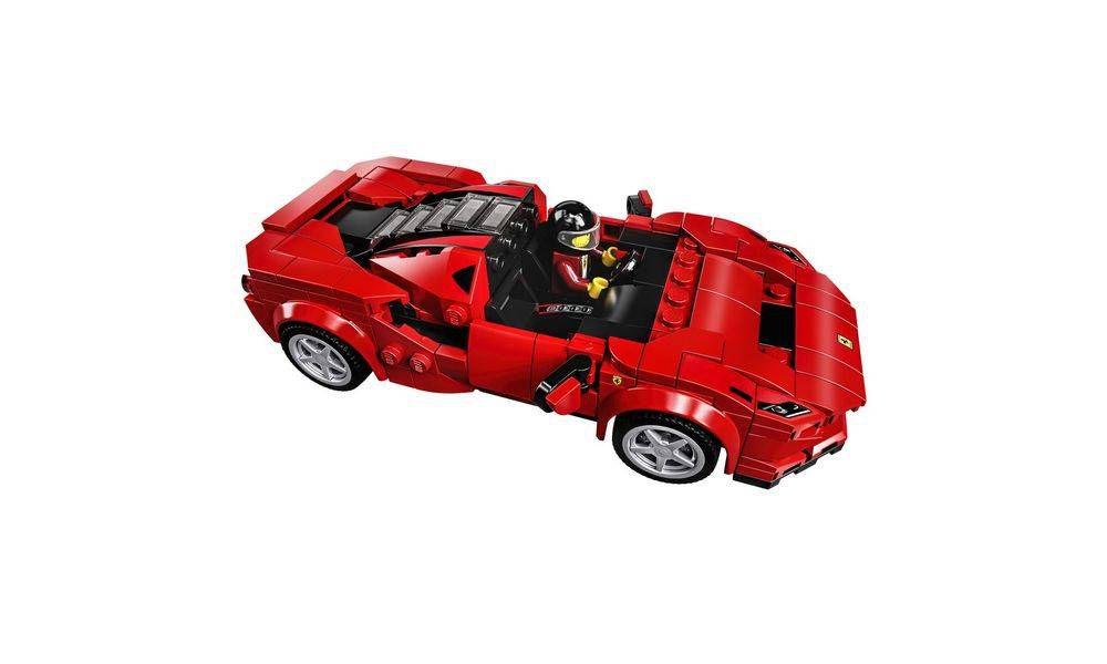 LEGO Speed Champions - Ferrari F8 Tributo 76895