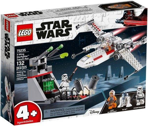 LEGO Star Wars - A Incrível Nave X-Wing 75235