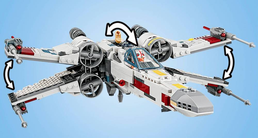 LEGO Star Wars - A Nave X-Wing 75218