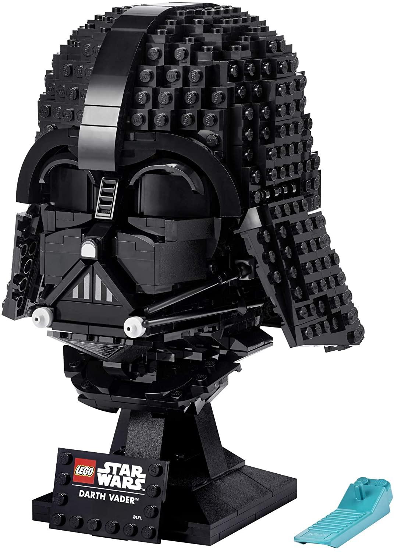 LEGO Star Wars - Capacete de Darth Vader 75304