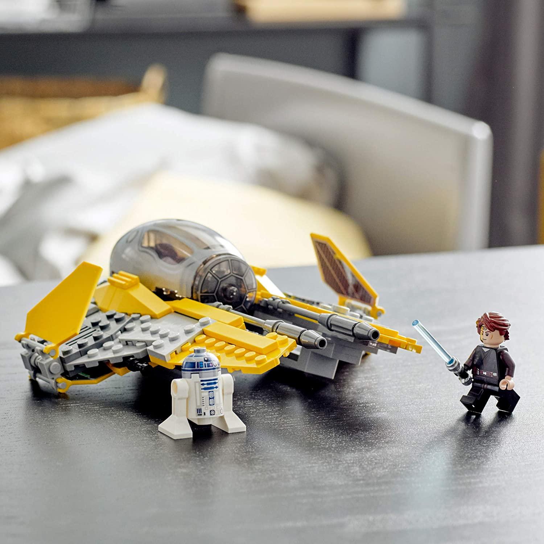 LEGO Star Wars - Interceptor Jedi™ de Anakin  75281