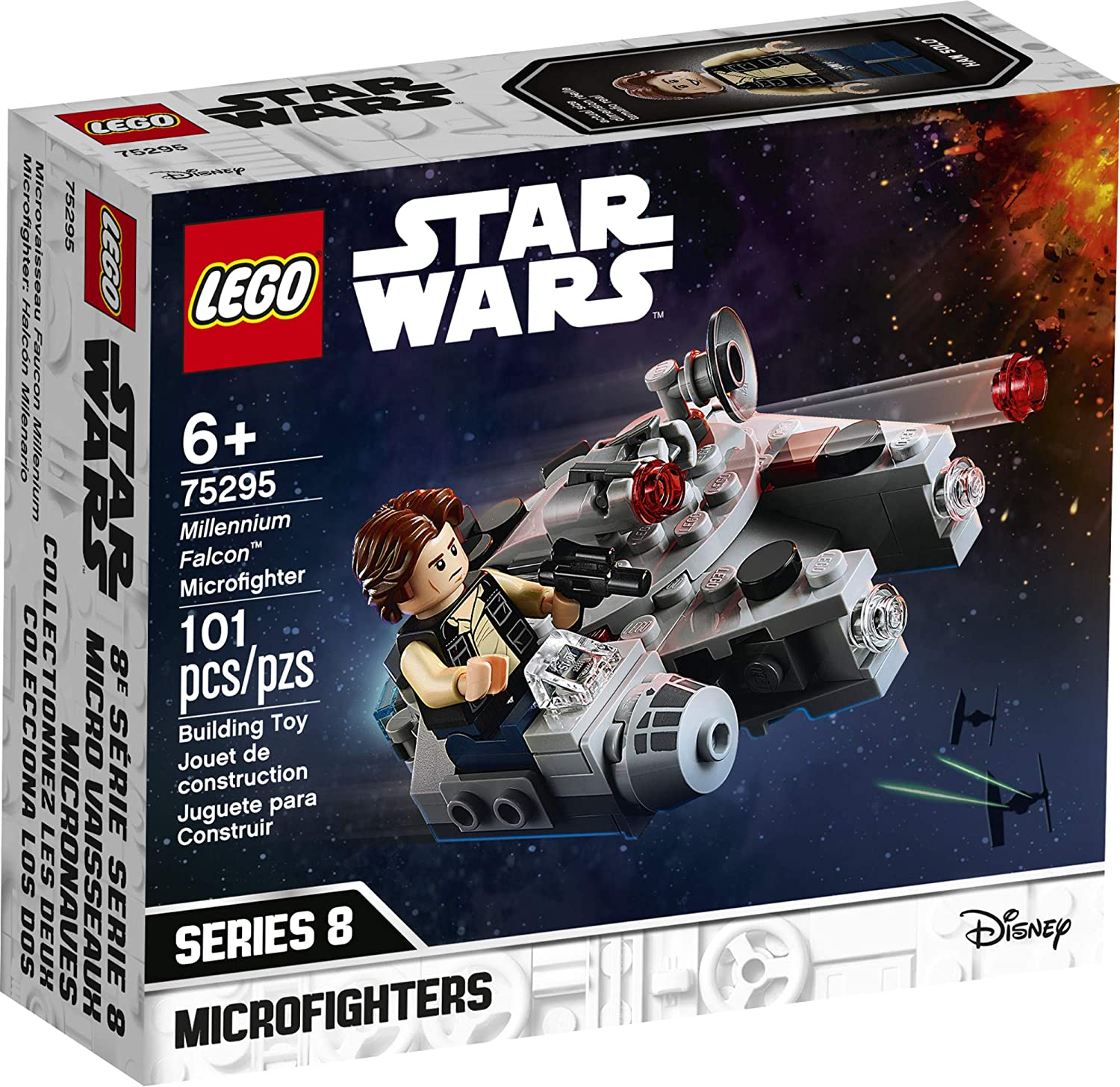 LEGO Star Wars - Microfighter Millennium Falcon™ 75295