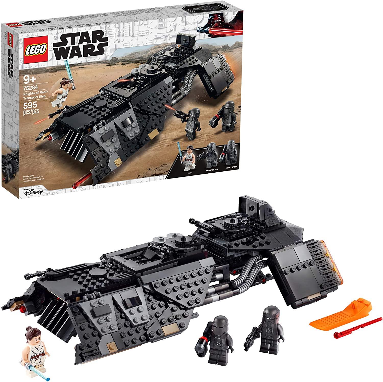 LEGO Star Wars - Nave de Transporte de Cavaleiros de Ren 75284