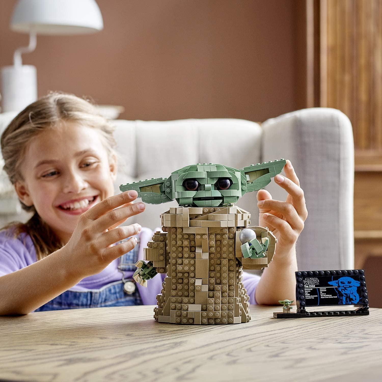 LEGO Star Wars: O Mandaloriano - Bebê Yoda 75318