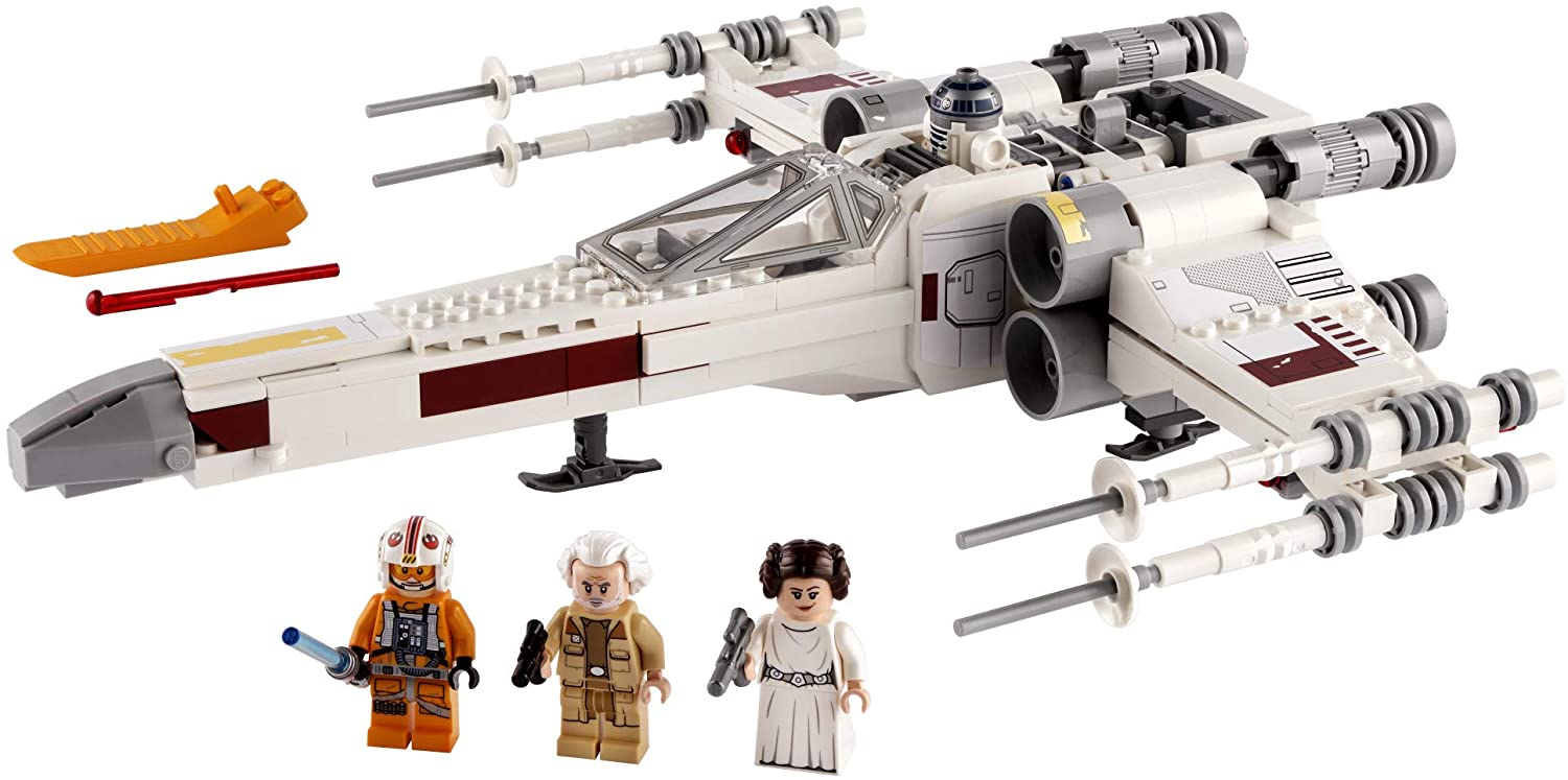 LEGO Star Wars - O X-Wing Fighter de Luke Skywalker 75301
