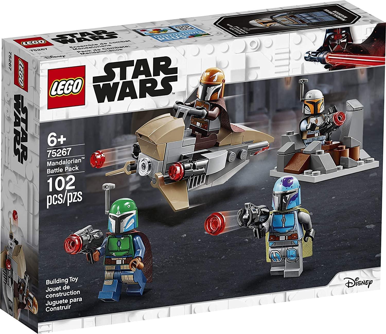 LEGO Star Wars - Pack de Batalha Mandalorian 75267