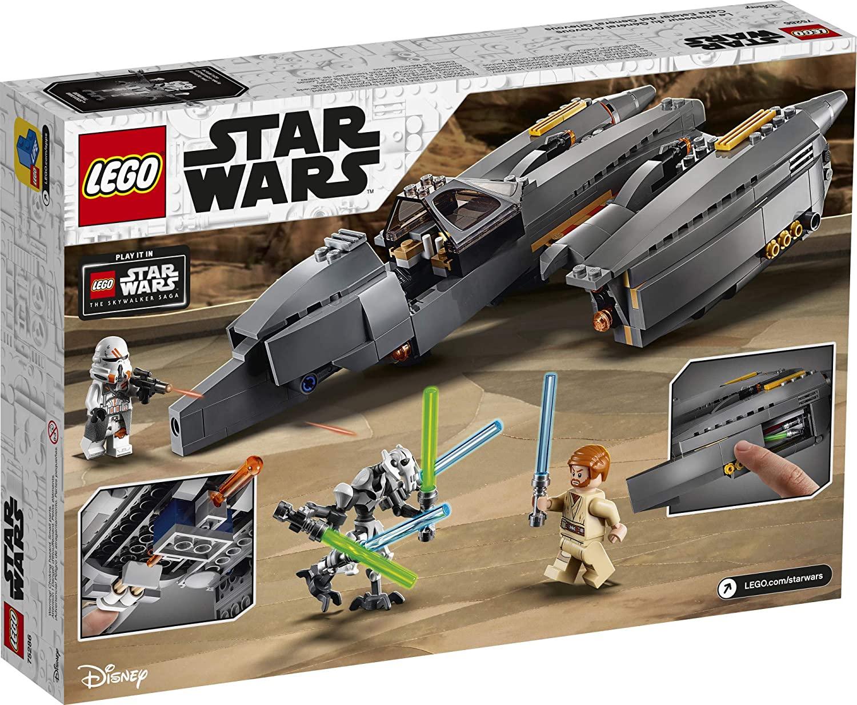 LEGO Star wars - Starfighter™ do General Grievous 75286