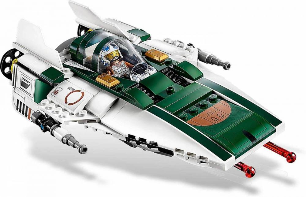 LEGO Star Wars TM - A-Wing Starfighter da Resistencia 75248