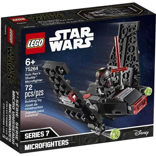 LEGO Star Wars TM - Microfighter Ônibus Espacial do Kylo Ren 75264