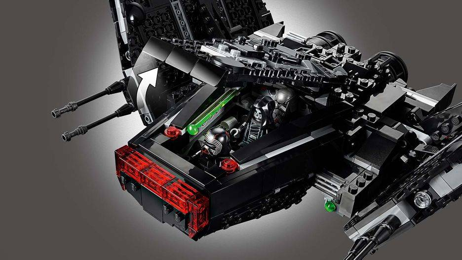 LEGO Star Wars TM - Onibus Espacial do Kylo Ren 75256