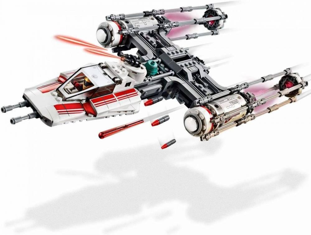 LEGO Star Wars TM - Y-Wing Starfighter da Resistencia 75249