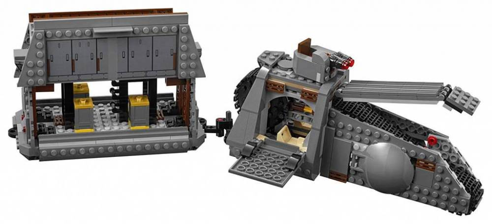 LEGO Star Wars - Transporte Imperial Conveyex 75217