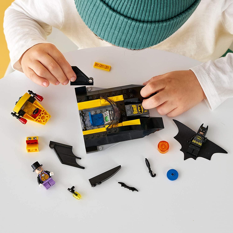 LEGO Super Heroes - Perseguição de Pinguim em Batbarco 76158