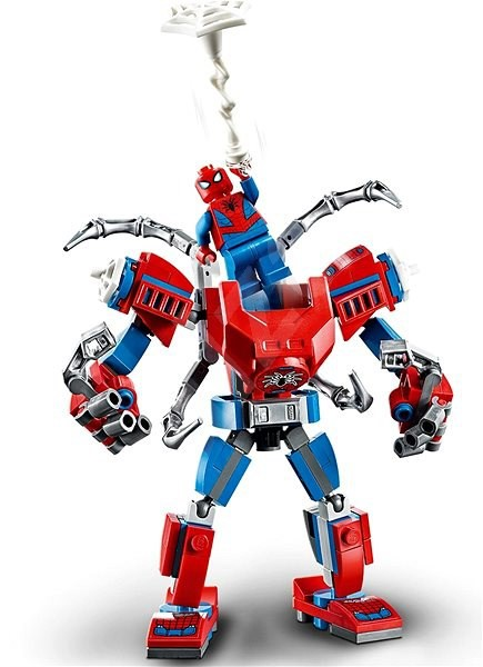LEGO SUPER HEROES  - Robô Spider-Man 76146