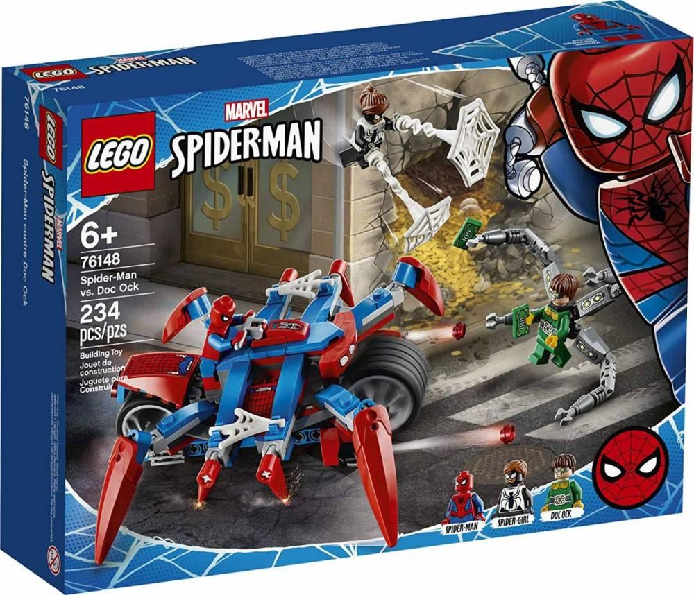LEGO Super Heroes - Spider-Man vs. Doc Ock 76148