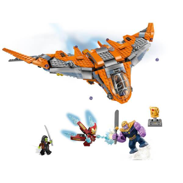 LEGO Super Heroes - Thanos: A Batalha Final 76107