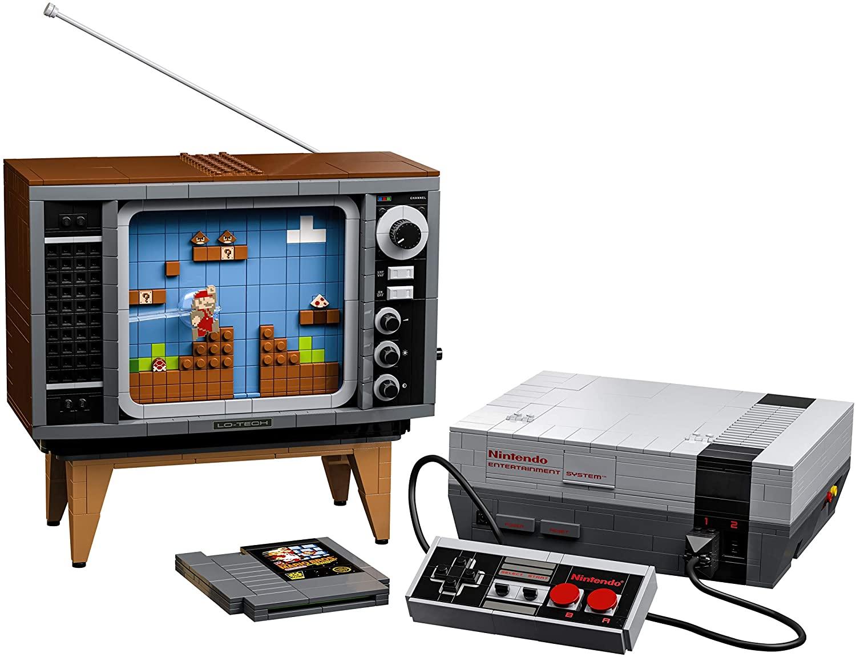 LEGO Super Mario Nintendo Entertainment System 71374 (2646 Peças)