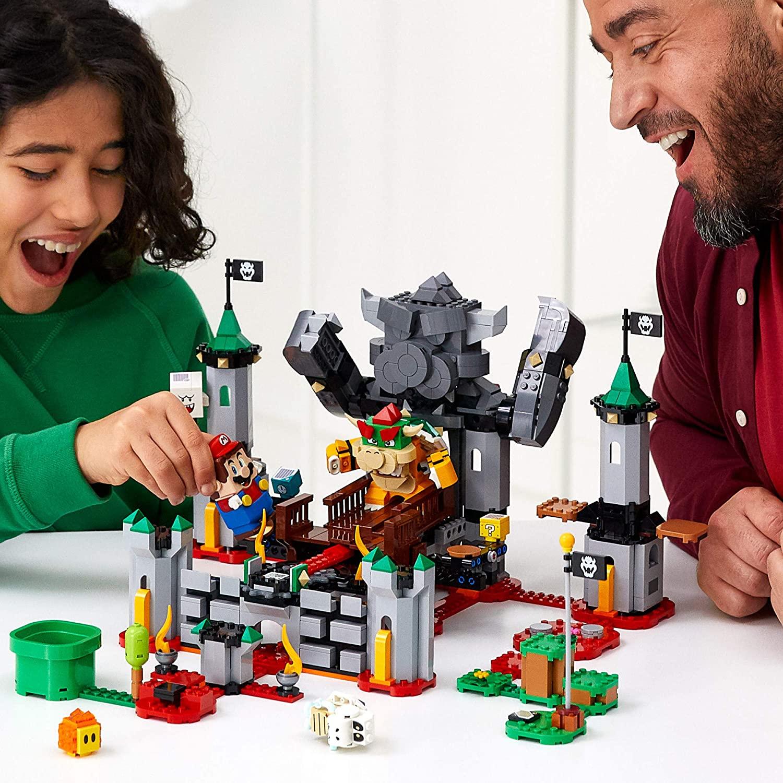 LEGO Super Mário - Pacote de expansão - Batalha no Castelo do Bowser 71369