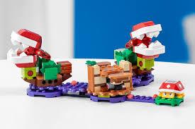 LEGO Super Mario - Pacote de Expansão - O Desafio das Plantas Piranhas - 71382