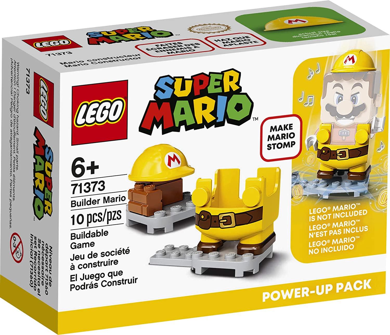 LEGO Super Mario - Pacote Power Up - Mario construtor 71373