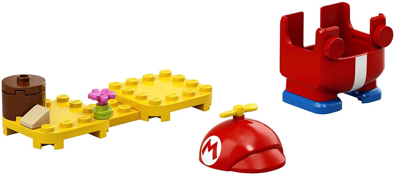 LEGO Super Mario - Pacote Power Up - Mario de hélice 71371