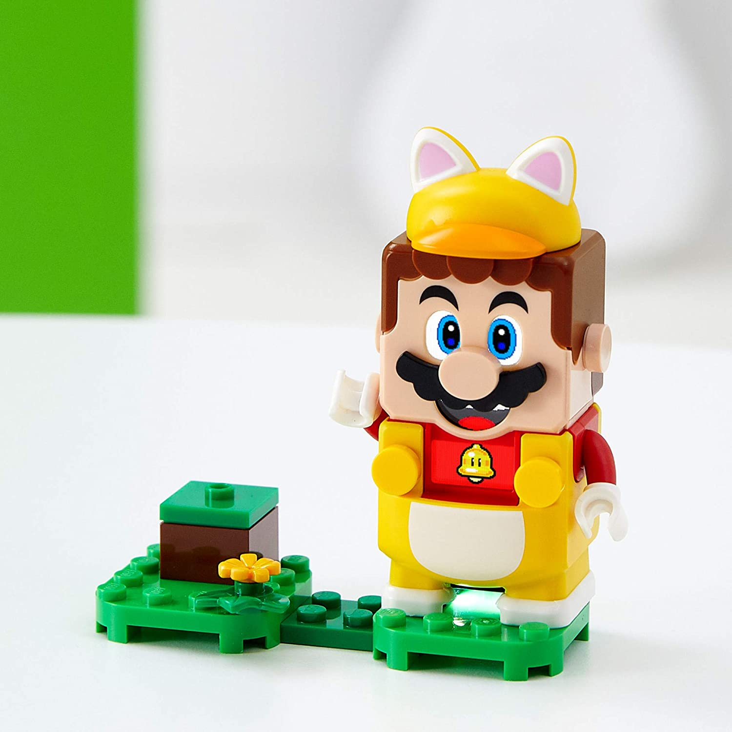 LEGO Super Mario - Pacote Power Up - Mario Gato 71372