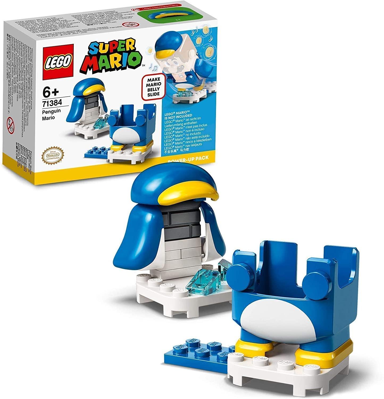 LEGO Super Mario - Pacote Power-Up - Mario Pinguim - 71384