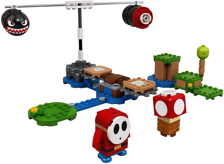 LEGO SUPER MARIO Set de Expansão - Bombardeio de Bill Balaços 71366