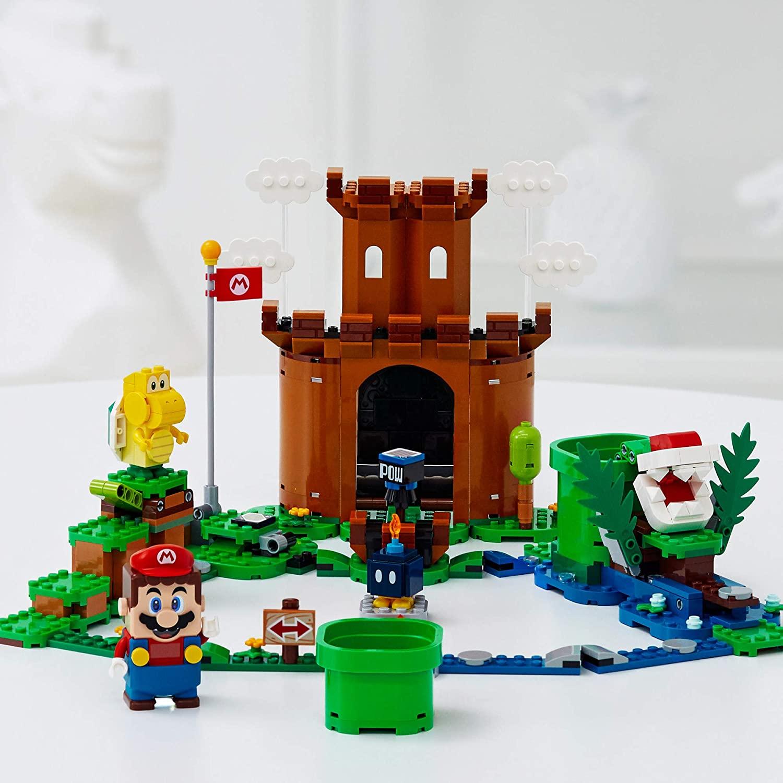 LEGO SUPER MARIO Set de Expansão - Fortaleza Protegida 71362