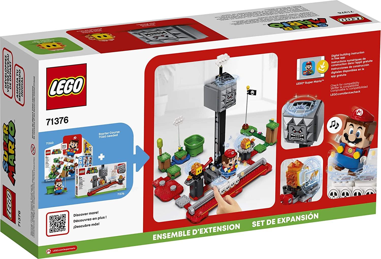LEGO Super Mario Set de Expansão - Queda do Tumbo 71376