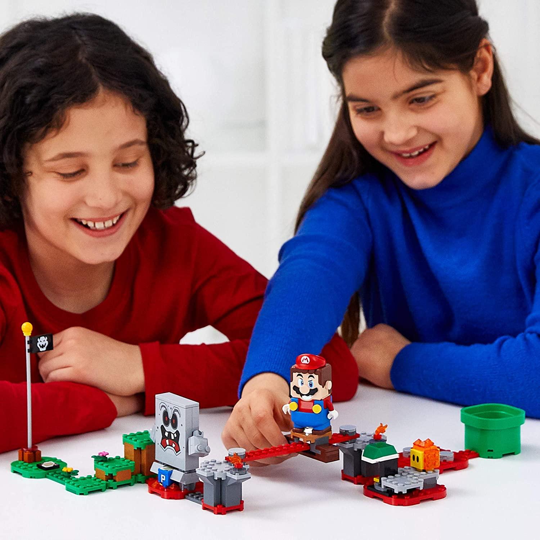 LEGO SUPER MARIO Set de Expansão - Revés das Lavas do Esmagão 71364