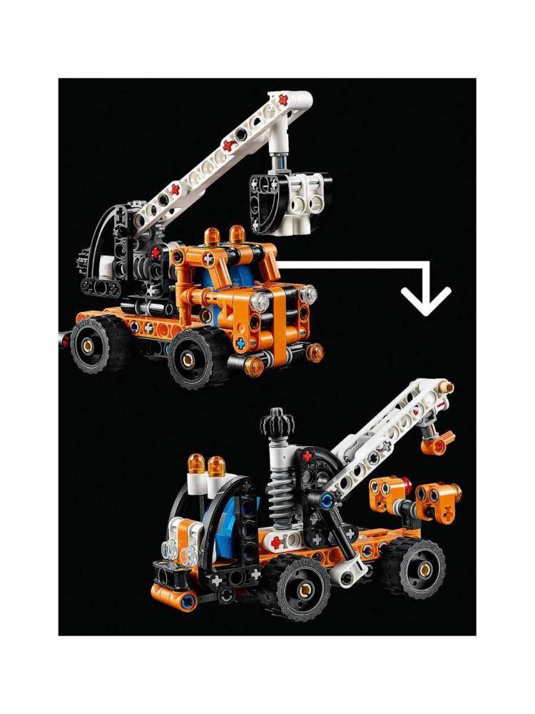 LEGO Technic - 2 em 1: Caminhões de Trabalho
