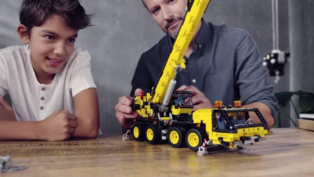 LEGO Technic - Guindaste Móvel