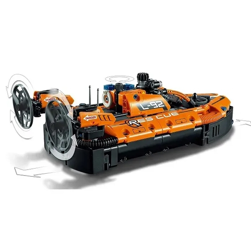 LEGO Technic - Hovercraft de Resgate 42120