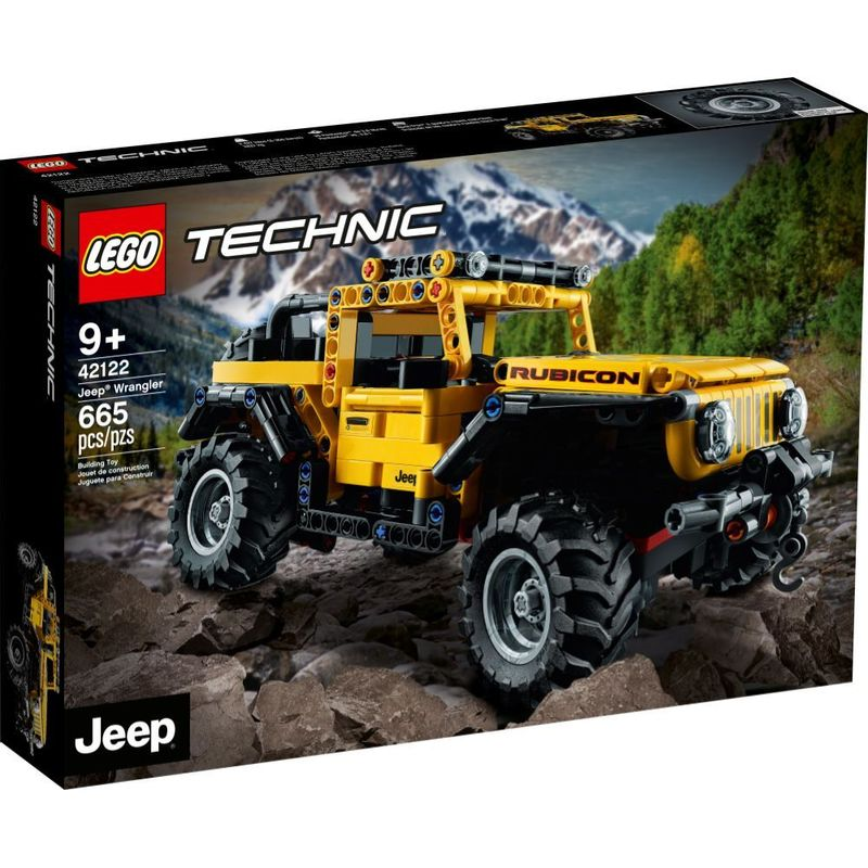LEGO Technic - Jeep® Wrangler 42122