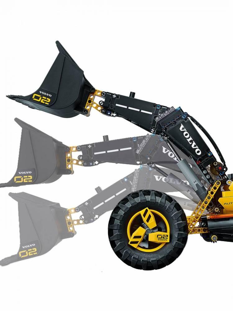 LEGO Technic - Modelo 2 em 1: Conceitos Volvo 42081