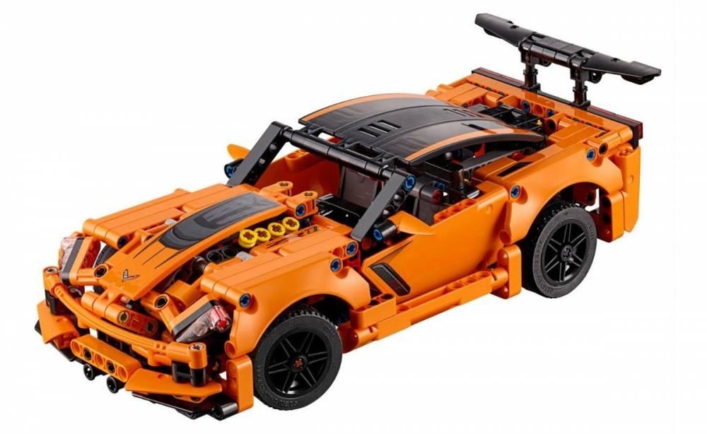 LEGO Technic - Modelo 2 Em 1: Supercarros Chevrolet Corvette