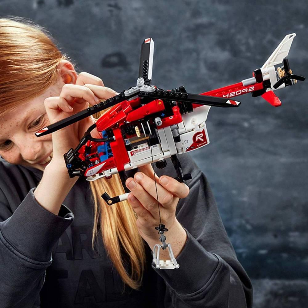 LEGO Technic - Modelo 2 Em 1: Veículos Aéreos 42092