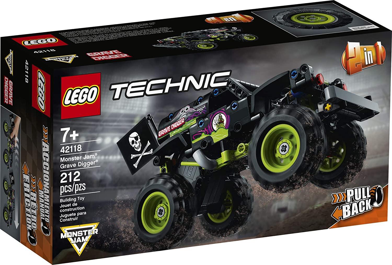 LEGO Technic - Monster Jam - Grave Digger - 42118
