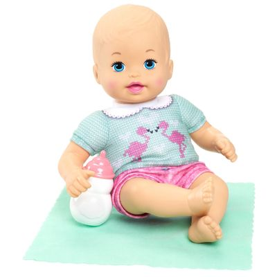 Little Mommy - Recém Nascido - Macacão Flamingo
