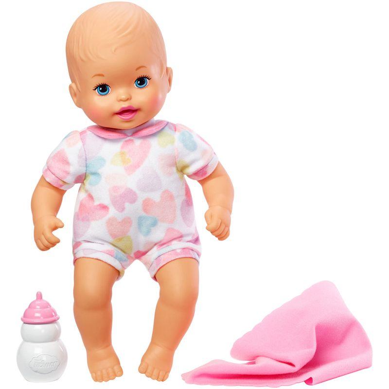 Little Mommy - Recém Nascido - Roupinha de Coração