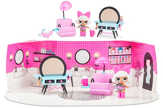 LOL SURPRISE - Furniture With Doll Asst
