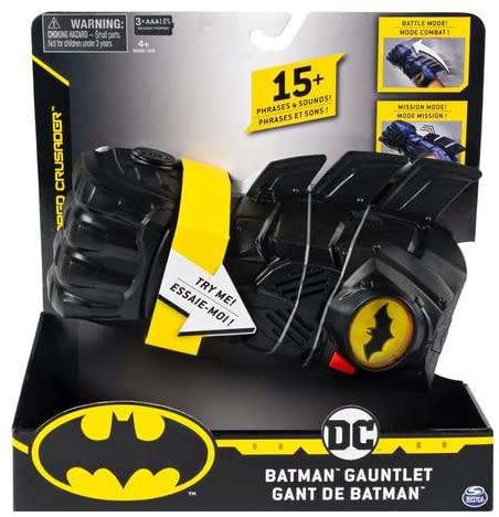 Manopla Eletronica Do Batman